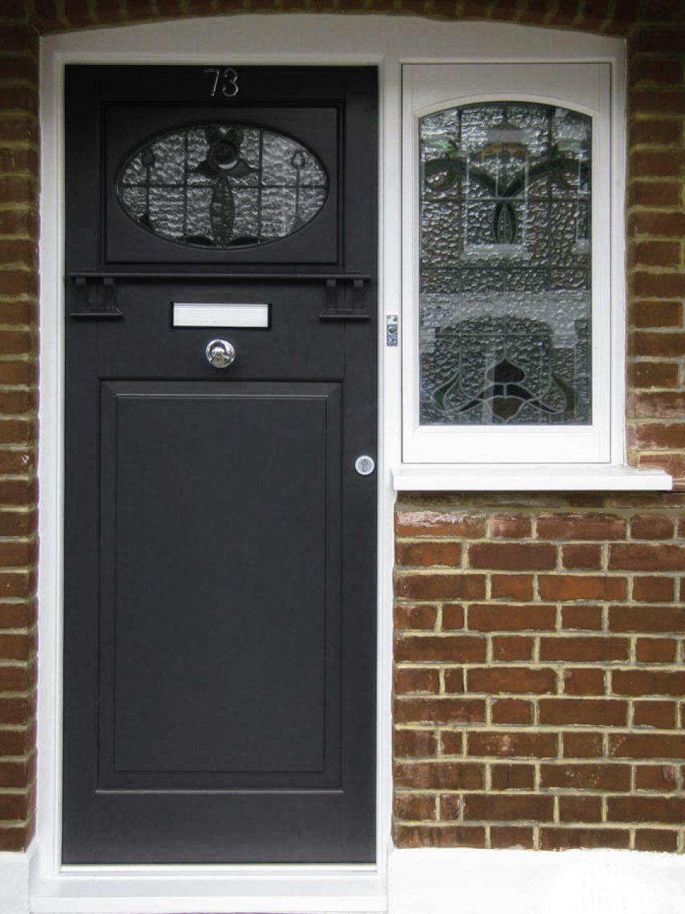 Енглеска врата
